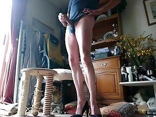 Big Cock, Crossdressing, Dick, High Heels,