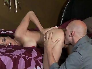 Big Cock, Big Tits, Brunette, Condom, HD, Jessica Jaymes, Lesbian, Licking, MILF, Wife,