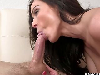 Amateur, Balls, Big Ass, Big Tits, Blowjob, Brunette, Cum Swallowing, Dick, Felching, Hardcore,
