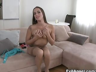 Amazing, Anal Sex, Big Ass, Big Tits, Dildo, Hardcore, Mea Melone, Pornstar, Sex Toys, Stockings,
