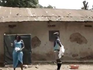 Africa, Big Cock,