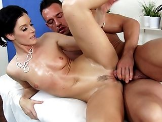 American, Casting, Condom, Cute, From Behind, Hardcore, India Summer, Massage, MILF, Natural Tits,