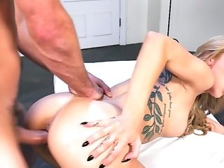 Babe, Blonde, Boobless, Cowgirl, Cumshot, Dick, Doggystyle, Facial, Fuckdoll, Hardcore,