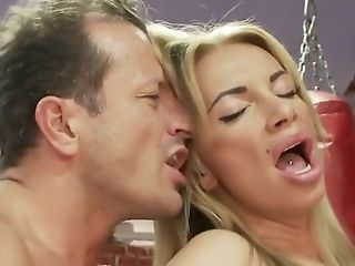 Amazing, Big Tits, Blonde, Blowjob, Cunnilingus, Exotic, Francesca Felucci, Pornstar,