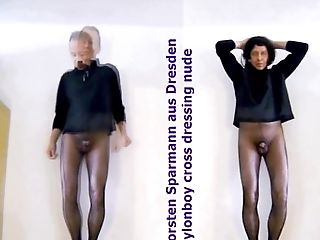 Amateur, Crossdressing, Femboy, Fetish, German, HD, Nylon, Pantyhose, Shemale, Stockings,