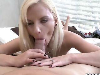 Big Ass, Big Cock, Big Natural Tits, Blonde, Blowjob, Dick, Haley Cummings, Handjob, HD, Natural Tits,