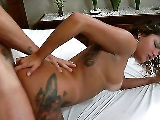Anal Sex, Ass, Babe, Big Tits, Brunette, Cute, Exhibitionist, HD, Model, Nude,