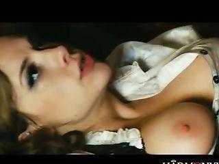 Ass, Beauty, Brunette, Chanel Preston, Cute, Hardcore, Horny, Rough, Slut, Stockings,