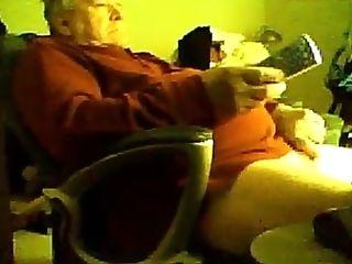 Amateur, Daddies, Fondling, Grandpa, HD, Masturbation, Webcam,
