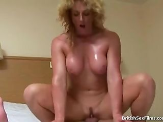 Amateur, Anal Sex, Big Tits, Blonde, Blowjob, British, Curly, Flexible, Fucking, Housewife,