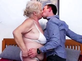 Blowjob, Chubby, Granny, Mature,