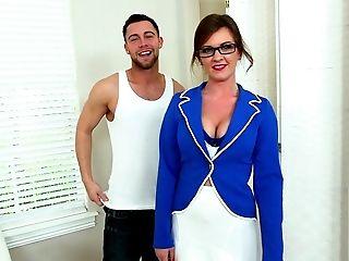 Big Natural Tits, Glasses, Natural Tits, Reality, Stewardess, White, Young,