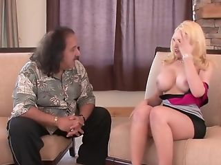 Big Ass, Big Tits, Blonde, Blowjob, Cumshot, Cunnilingus, Facial, Kagney Linn Karter, Pornstar, Squirting,