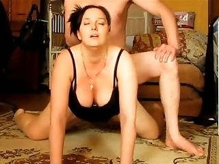 Blowjob, Brunette, Chubby, Couple, Curvy, Hardcore, MILF, Rough, Sexy, Webcam,