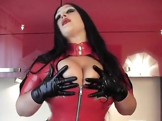 Amateur, Big Tits, Blowjob, Boots, Brunette, Cum, Dressed, German, Gloves, Handjob,