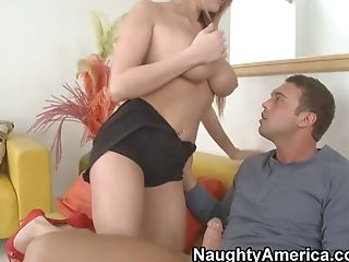 Alanah Rae, Babe, Big Natural Tits, Big Tits, Blowjob, College, Fucking, HD, Huge Tits, Natural Tits,