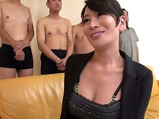 Beauty, Big Tits, Blowjob, Cum Swallowing, Cumshot, Cute, Ethnic, Gangbang, Hairy, Handjob,