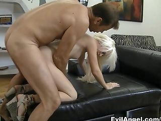 Blonde, Exotic, Hardcore, Pornstar, Rocco Siffredi, Teena Lipoldino,