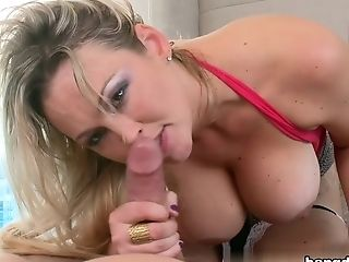 Abbey Brooks, Babe, Big Tits, Blonde, Hardcore, HD, Vagina,