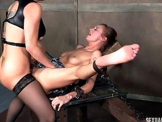 BDSM, Bondage, Fetish, Master, Miniskirt, Mistress,