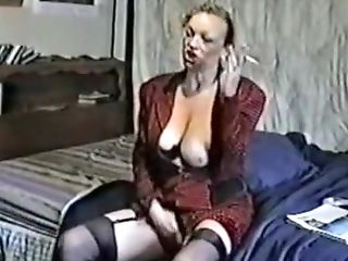Amateurs , Gros Nichons, Masturbation, Mature, En Solo, Collants , Striptease ,