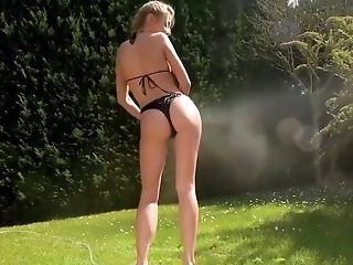 Big Cock, Big Tits, Blonde, Crying, Cum, Cum Swallowing, Fingering, HD, MILF,