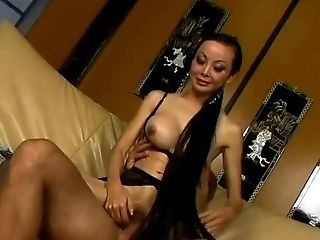 Ange Venus, Blowjob, Bold, Brunette, Dick, Ethnic, Fingering, Handjob, Hardcore, Panties,
