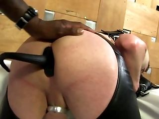 Anal Sex, Ass, BDSM, Big Cock, Black, Blowjob, Bondage, Brunette, Caucasian, Couple,