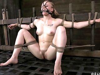 Babe, BDSM, Blonde, Bondage, Fetish, Torture,