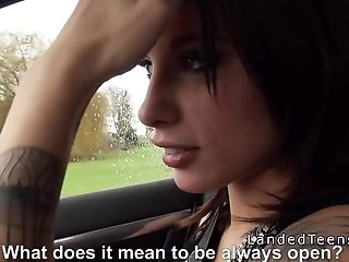 French, HD, Hitchhiker, POV, Public, Teen,
