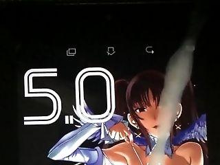 Cum Tributes, HD, Hentai, Masturbation,