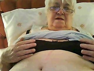 BBW, Big Natural Tits, Black, British, Granny, Lingerie, Webcam,