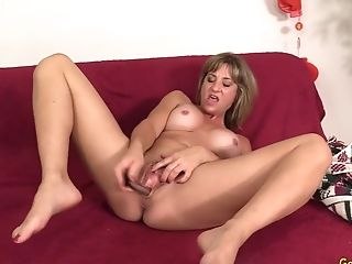 Masturbation, Mature, Naughty, Rough, Sex Toys, Sexy,