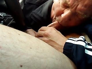 Blowjob, Close Up, Grandpa, HD, Old And Young,
