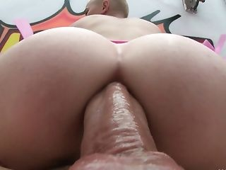 Ass, Ass Licking, Clamp, Close Up, Couple, Cowgirl, Cute, Dick, Doggystyle, Hardcore,