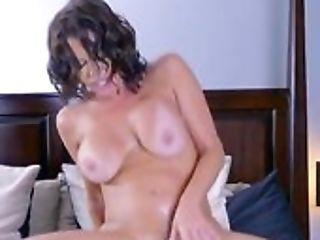 Bedroom, Big Cock, Blowjob, Brunette, Cheating, Cowgirl, Fake Tits, Hardcore, HD, Mature,