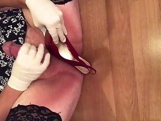 Ass, Crossdressing, HD, High Heels, Masturbation, Mature,