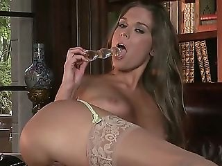 Anal Beads, Babe, Brunette, Close Up, Curvy, Fingering, Glamour, HD, Insertion, Jerking,