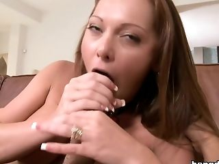 Blowjob, Brunette, Cum Swallowing, Dick, Facial, Handjob, Hardcore, HD, Lindsey Lovehands, MILF,