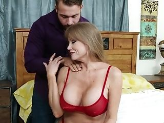 Beauty, Bedroom, Cute, Darla Crane, Horny, Juicy, Kinky, MILF, Oral Sex, Slut,