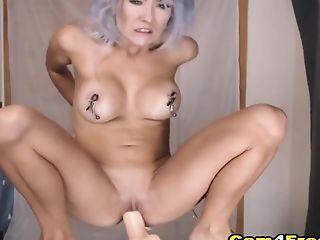 Amateur, Big Tits, Blonde, Dildo, Ethnic, HD, Sex Toys, Slut, Solo, Webcam,