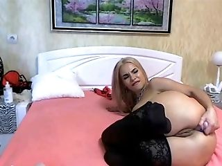 Anal Sex, Anal Toying, Ass, Blonde, Cute, Game, Jerking, Moaning, Natural Tits, Spanking,