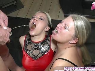 Fetish, Gangbang, German, Hardcore, Mature, Orgy, Piss Drinking, Pissing,