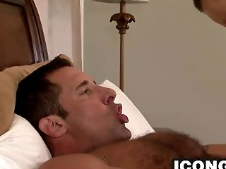 Ass, Big Cock, Blowjob, Daddies, HD, Muscular,