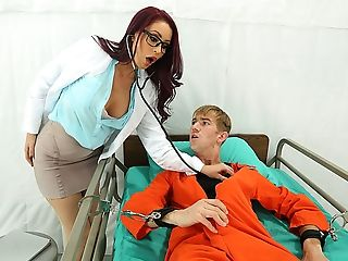 Babe, Clinic, Doctor, Glasses, Hardcore, Jail, MILF, Nurse, Pornstar, Reality,