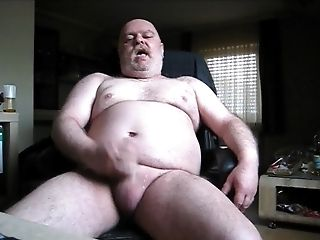 Fat, HD, Jerking, Masturbation,