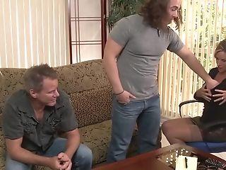 Big Tits, Blonde, Blowjob, Cumshot, Cunnilingus, Exotic, Facial, Jodi West, MILF, Pornstar,