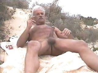 Playa, Papis, Gran Pito, Video Casero, Hecho En Casa, Masturbacion, Outdoor, Viejo,