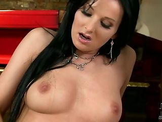 Babe, Big Tits, Brunette, Classic, European, HD, Mature, Natural Tits, Pornstar, Punishment,