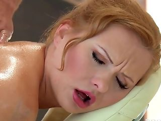 Anal Sex, Babe, Big Cock, Big Tits, Blowjob, Dirty, German, HD, Katja Kassin, Massage,